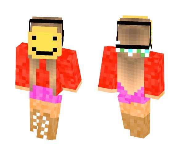 LolGirl - Female Minecraft Skins - image 1