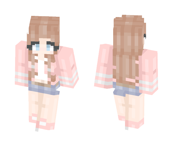 Too Much Pink. - Female Minecraft Skins - image 1