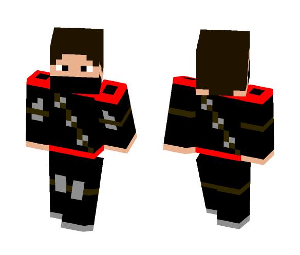 Minecraft NinjaMan - Male Minecraft Skins - image 1