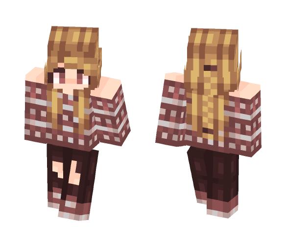 Melancholy | Mephobia - Female Minecraft Skins - image 1