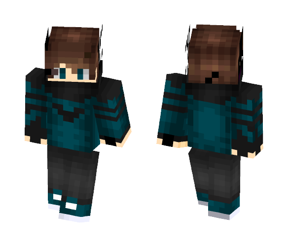 Pvp Erkek - Male Minecraft Skins - image 1
