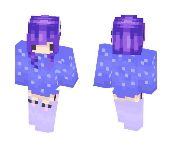 ???? old skin ~ αzυℓуу ???? - Female Minecraft Skins - image 1