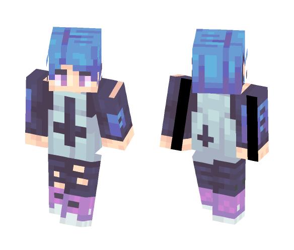 Oc - Fukyū - Male Minecraft Skins - image 1