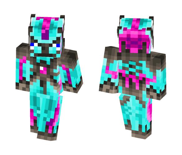 The Galatic Dialga - Male Minecraft Skins - image 1