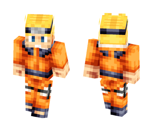 Naruto - Male Minecraft Skins - image 1