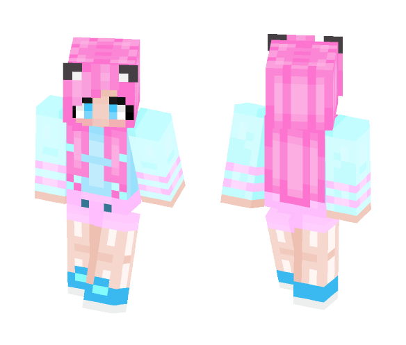 Birthday girl ???? - Girl Minecraft Skins - image 1