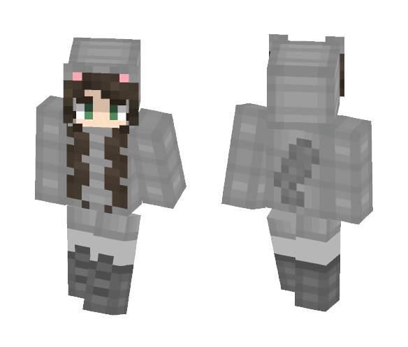 For Clittens - Female Minecraft Skins - image 1