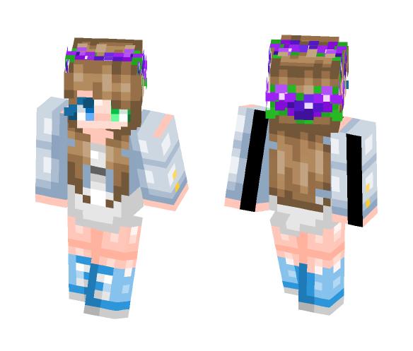 ~tumblr girl~ - Female Minecraft Skins - image 1
