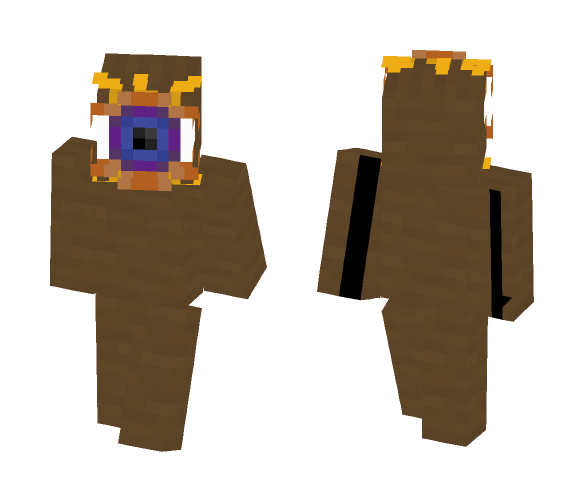 Wynncraft - The Eye - Other Minecraft Skins - image 1