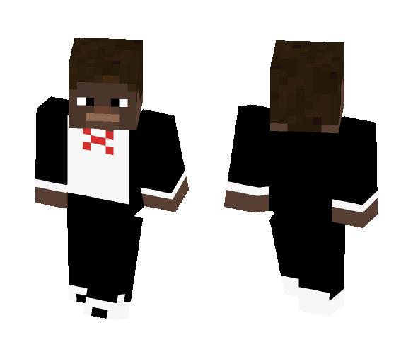 Micheal Jackson's Billie jean Skin - Male Minecraft Skins - image 1
