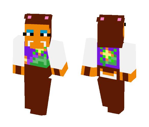 Nosegay [Animal Crossing] - Female Minecraft Skins - image 1