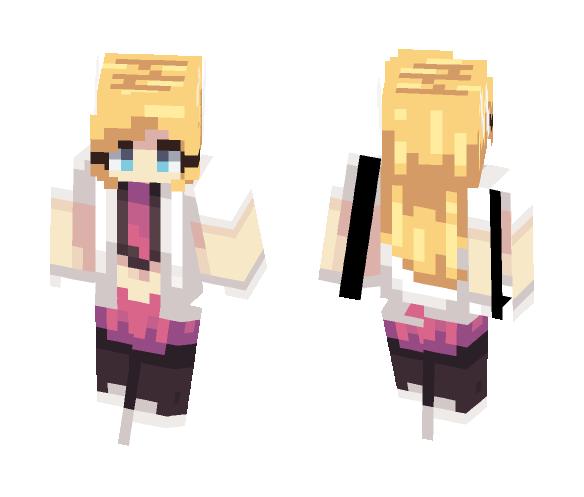 Saffron from One Step From Eden - Female Minecraft Skins - image 1