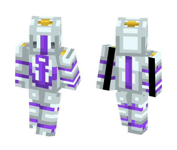 Soft & Wet | JoJolion - Male Minecraft Skins - image 1