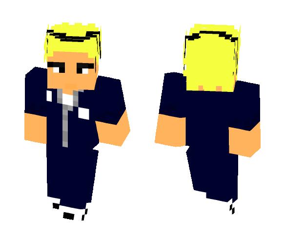 Keishin Ukai (Haikyuu!) - Male Minecraft Skins - image 1