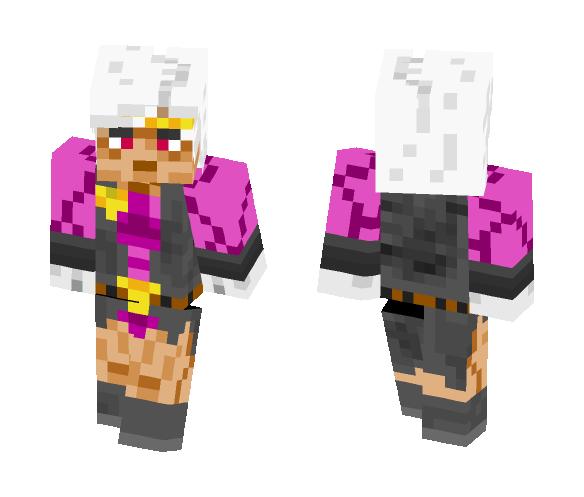 Vanilla Ice - JoJo's Bizarre Adventure - Male Minecraft Skins - image 1
